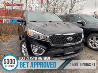 Used 2018 Kia Sorento 2.4L LX | 1OWNER | CAM | AWD for sale in London, ON