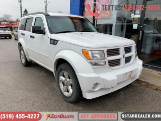 Used 2011 Dodge Nitro SXT | 4X4 | LEATHER for sale in London, ON