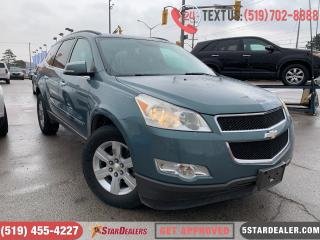 Used 2009 Chevrolet Traverse 1LT | ROOF | DVD | 8PASS for sale in London, ON