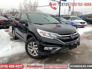 Used 2015 Honda CR-V EX | 1OWNER | AWD | ROOF | cam for sale in London, ON