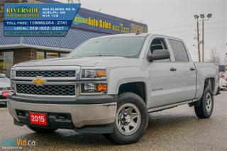 Used 2015 Chevrolet Silverado 1500 Crew for sale in Guelph, ON