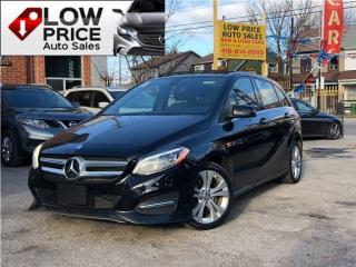 Used 2015 Mercedes-Benz B-Class Navi*PanoramicRoof*HtdSeats*Bluetooth&Warranty* for sale in Toronto, ON