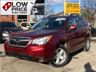 Used 2016 Subaru Forester AllPowerOpti*HtdSeats*Camera*Bluetooth*Alloys for sale in Toronto, ON