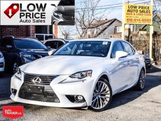 Used 2015 Lexus IS 250 AllPowerOpti*Leather*Sunroof*HtdSeats*Camera* for sale in Toronto, ON