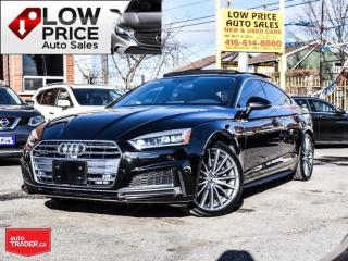 Used 2018 Audi A5 VirtualCockPit*SLINE*Navi*Camera*FullOpti* for sale in Toronto, ON