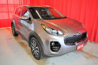 Used 2019 Kia Sportage EX | AWD | Leather | Rear-View Camera for sale in Listowel, ON