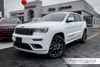New 2019 Jeep Grand Cherokee High Altitude for sale in Burlington, ON