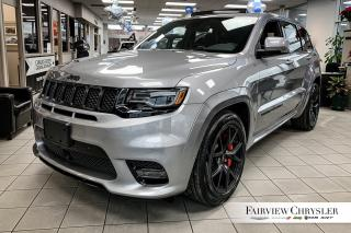 New 2019 Jeep Grand Cherokee SRT for sale in Burlington, ON