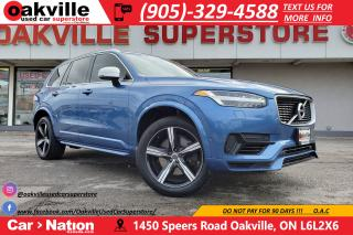 Used 2016 Volvo XC90 Hybrid T8 R-DESIGN | PHEV | LOADED | NAVI | PANO ROOF for sale in Oakville, ON