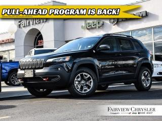 New 2019 Jeep Cherokee Trailhawk Elite for sale in Burlington, ON