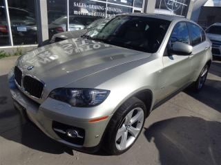 Used 2011 BMW X6 xDrive35i.NAVIGATION.SPORT PKG for sale in Etobicoke, ON