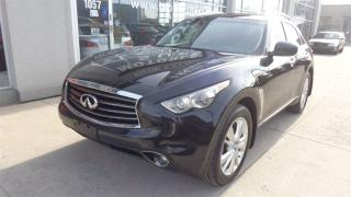 Used 2012 Infiniti FX35 Limited Edition.NAVIGATION.NO ACCIDENTS!! for sale in Etobicoke, ON