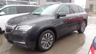 Used 2014 Acura MDX TECH PKG. NAVIGATION. REAR CAMERA. for sale in Etobicoke, ON