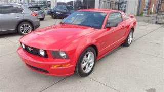 Used 2007 Ford Mustang GT 4.6L PREMIUM PKG LEATHER. LOADED for sale in Etobicoke, ON