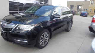 Used 2016 Acura MDX Navigation Package.AWD.7 PASSENGER for sale in Etobicoke, ON