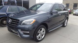 Used 2013 Mercedes-Benz ML-Class ML 350 BlueTEC 4MATIC.NAVI/NO ACCIDENTS!! for sale in Etobicoke, ON