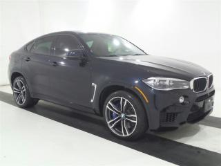 Used 2015 BMW X6 M sports performance pkg. V8TT | Navi.567 HP for sale in Etobicoke, ON