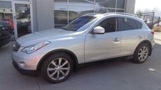 Used 2013 Infiniti EX37 Luxury.AWD.R/CAMERA.LOADED for sale in Etobicoke, ON