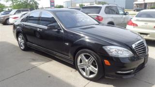 Used 2012 Mercedes-Benz S-Class 550 4MATIC.NAVIGATION.FREE OF ACCIDENTS!! for sale in Etobicoke, ON