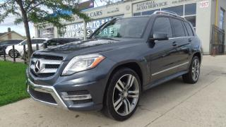 Used 2015 Mercedes-Benz GLK-Class 250 BLUTEC.4MATIC, NAVIGATION PKG.PANO ROOF. for sale in Etobicoke, ON