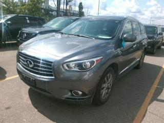 Used 2015 Infiniti QX60 PREMIUM NAVIGATION PKG.AWD.7PASS for sale in Etobicoke, ON