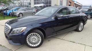 Used 2015 Mercedes-Benz C-Class C300 4matic Elegance   Navi/Pano Roof   Bermester for sale in Etobicoke, ON