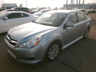 Used 2012 Subaru Legacy 2.5i Touring Package.P/SUNROOF.AWD for sale in Etobicoke, ON