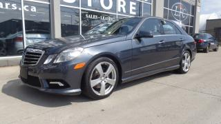 Used 2010 Mercedes-Benz E-Class E350 4MATIC.NAVIGATION.PANO ROOF for sale in Etobicoke, ON