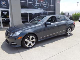 Used 2012 Mercedes-Benz E-Class E300 4MATIC.NAVIGATION.P/ROOF for sale in Etobicoke, ON