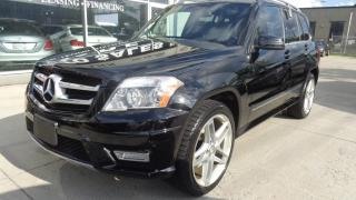 Used 2012 Mercedes-Benz GLK-Class Glk 350 4-matic AMG for sale in Etobicoke, ON