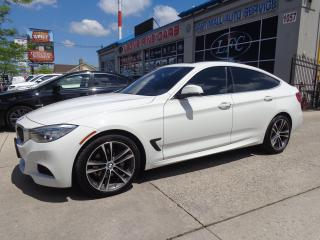 Used 2015 BMW 335i xDrive GT. M SPORT PKG.NAVIGATION.PANOTAMIC ROOF for sale in Etobicoke, ON