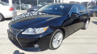 Used 2014 Lexus ES 350 ULTRA PREMIUM PKG. NAVIGATION. PANORAMIC ROOF for sale in Etobicoke, ON