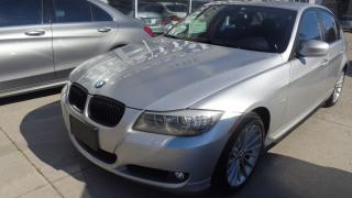 Used 2011 BMW 328 i xDrive LEATHER. SUNROOF for sale in Etobicoke, ON