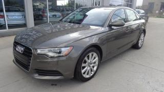 Used 2013 Audi A6 3.0T Premium pkg QUATTRO.LOADED for sale in Etobicoke, ON