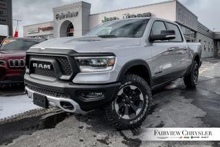 New 2019 RAM 1500 Rebel for sale in Burlington, ON