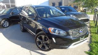 Used 2017 Volvo XC60 T5 Special Edition Premier NAVIGATION AWD for sale in Etobicoke, ON
