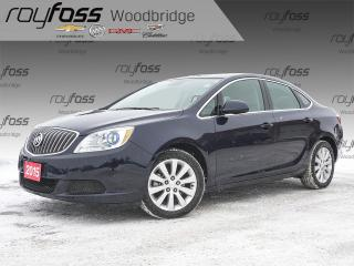 Used 2015 Buick Verano One Owner! for sale in Woodbridge, ON