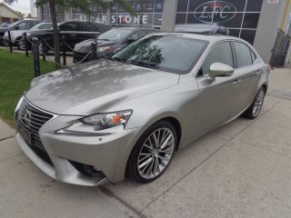 Used 2015 Lexus IS 250 AWD.PREMIUM PKG.P/SUNROOF.R/CAMERA for sale in Etobicoke, ON