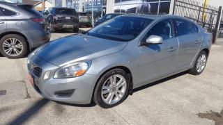 Used 2012 Volvo S60 T6 AWD PREMIER PKG.LEATHER SUNROOF for sale in Etobicoke, ON