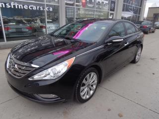 Used 2011 Hyundai Sonata 2.0T Limited Navigation. Leather Sunroof for sale in Etobicoke, ON