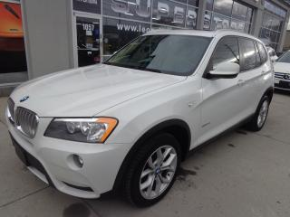 Used 2013 BMW X3 xDrive28i Leather Panoramic roof for sale in Etobicoke, ON