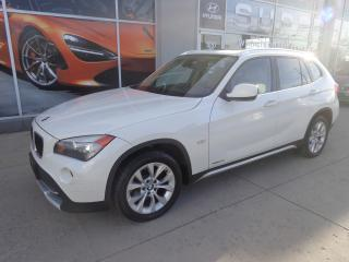 Used 2012 BMW X1 xDrive28i Navigation. Panoramic roof for sale in Etobicoke, ON