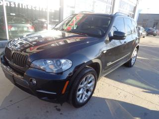 Used 2013 BMW X5 xDrive35i Navigation. Panoramic roof for sale in Etobicoke, ON