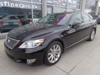 Used 2012 Lexus LS 460 Premium pkg Navigation. Rear camera. awd for sale in Etobicoke, ON