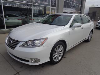 Used 2011 Lexus ES 350 Premium Pkg. Leather. Sunroof. for sale in Etobicoke, ON