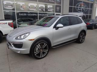 Used 2014 Porsche Cayenne S  V8 Navigation.Platinum pkg for sale in Etobicoke, ON