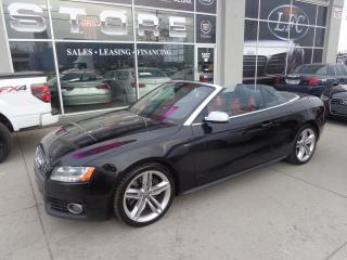 Used 2012 Audi S5 CABRIOLET 3.0T Premium.NAVI..QUATTRO. for sale in Etobicoke, ON