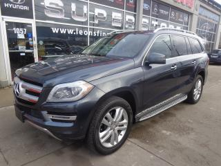 Used 2015 Mercedes-Benz GL-Class GL350 BlueTEC 4MATIC.NAVI.7PASSENGERS for sale in Etobicoke, ON