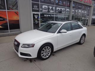 Used 2012 Audi A4 2.0T Premium .QUATTRO.LOADED for sale in Etobicoke, ON