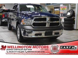 Used 2017 RAM 1500 ST / Lease From $299/Mth +Tax OAC for sale in Guelph, ON